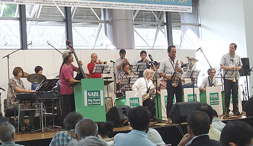 第34回NABL BIG BAND JAZZ FESTIVAL(3)-2