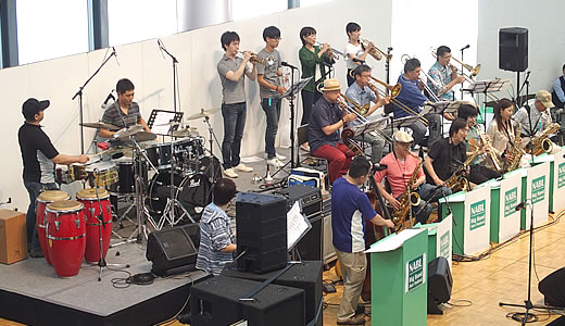 第34回NABL BIG BAND JAZZ FESTIVAL(3)-3