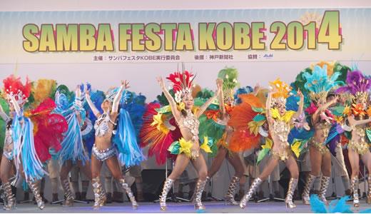 サンバフェスタKOBE2014-1