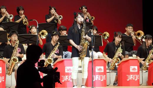 JAPAN STUDENT JAZZ FESTIVAL2014-2