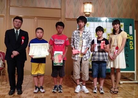 2014810 優勝3月のライオン千葉大会