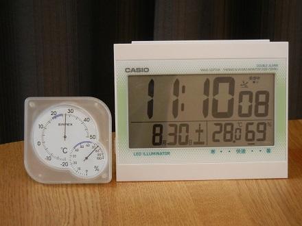 湿度計エンペックス