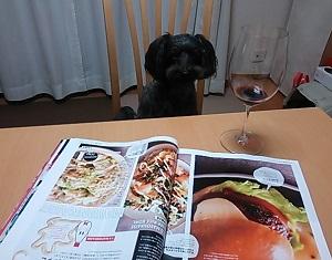 ワインと ELLE a tableと