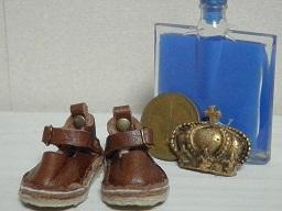 ストラップ靴1
