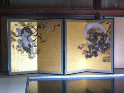 京都旅行 着物