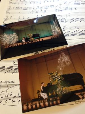 ピアノ教室 新川文化ホール