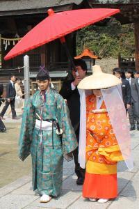 熊野神社結婚式