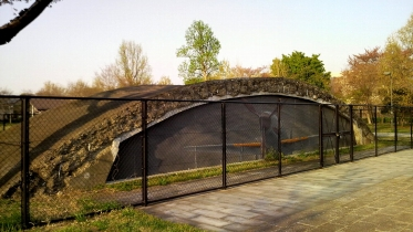 武蔵野の森公園-44(掩体壕)