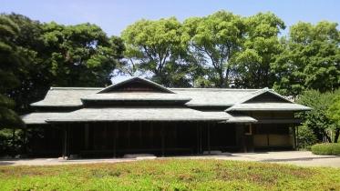 皇居東御苑01-33(諏訪の茶屋)
