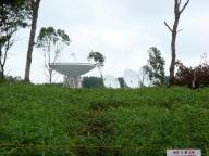 野辺山宇宙電波観測所 45m電波望遠鏡遠景