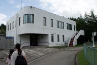 45m電波望遠鏡観測棟
