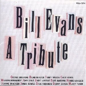 Bill Evans A Tribute