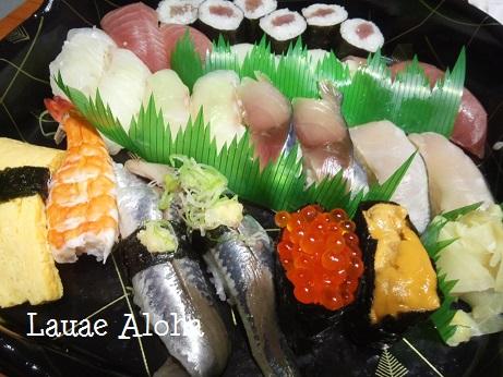 回転寿司のテイクアウト