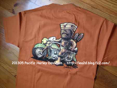 201305-Pacific Harley Davidson(Mathewson,Dennis)T-SHIRTS