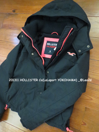 2013年11月 HOLLISTER Co