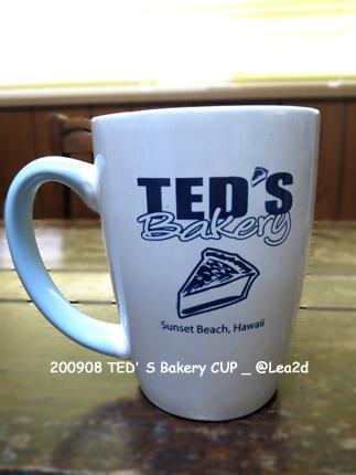 2009年8月 Ted's Bakery(テッズベーカリー)