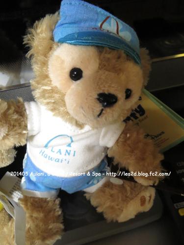 201405 Hawaii-Aulani, a Disney Resort & Spa(アウラニ ディズニーリゾート&スパ)Kālepa's Store(カレパ・ストア)-Duffy