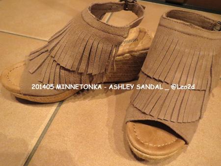 201405 MINNETONKA (ASHLEY SANDAL)