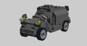 LDD 軽装甲車