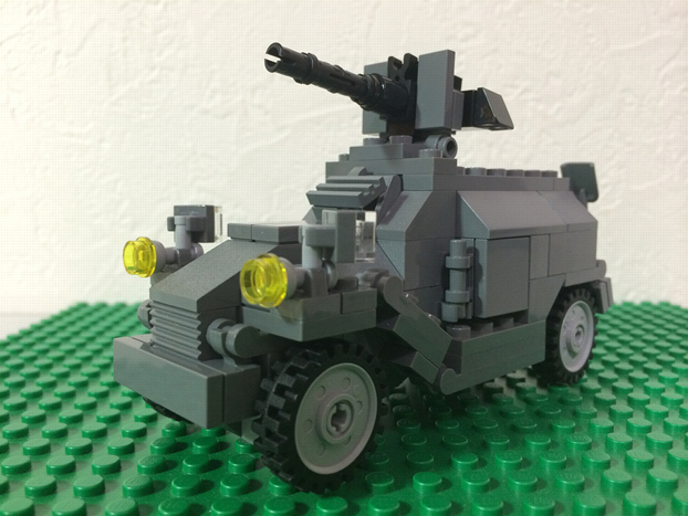 Sd.Kfz.200 軽装甲車1
