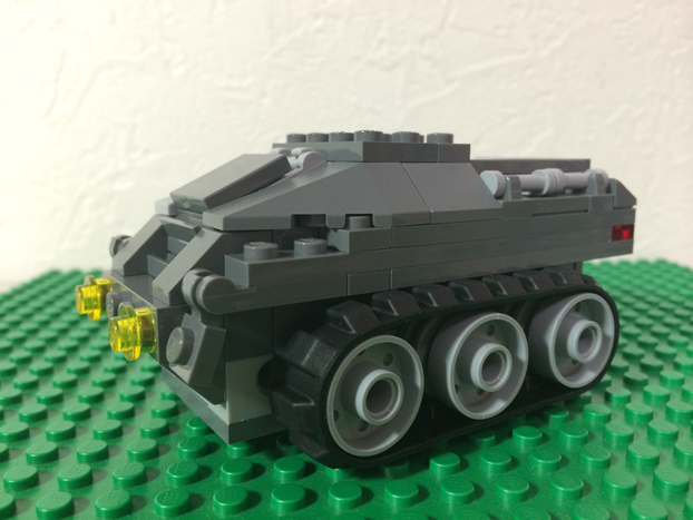 Sd.Kfz.201 ロガー自走迫撃砲1