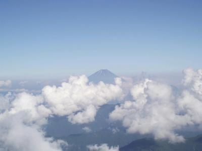 富士山 昼間