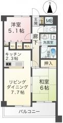 515間取図(NZD用)