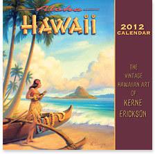 ハワイアン雑貨Locottsu-2013年ハワイアンカレンダー aloha hawaii