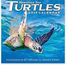 ハワイアン雑貨Locottsu-2013年ハワイアンカレンダー hawaiian sea turetle