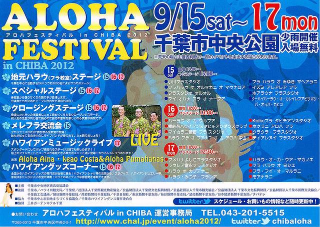 ハワイアン雑貨Locottsu-aloha festival in chiba