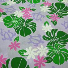ハワイアン雑貨Locottsu-ハワイアンファブリック ラベンダー