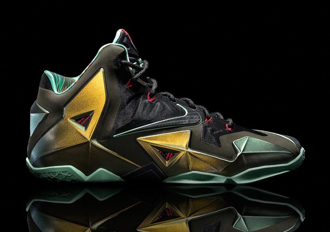 Nike-LeBron-XI-Parachute-Gold-Gruen.jpg