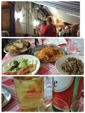 ナポリ レストラン