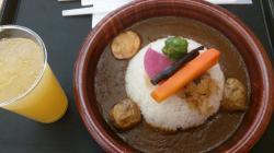 周ちゃん広場 季節の野菜カレー