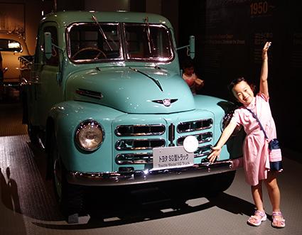 トラックすみれ1945