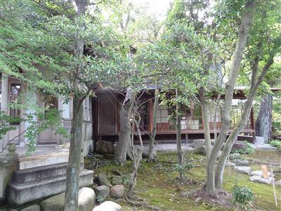 諸戸氏庭園9