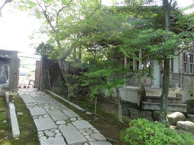 諸戸氏庭園10