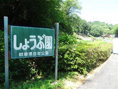 岐阜県百年公園6