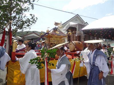 国府祭り2
