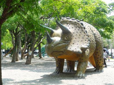 野外恐竜ランド1