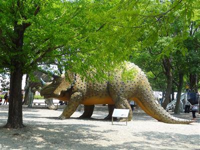 野外恐竜ランド2