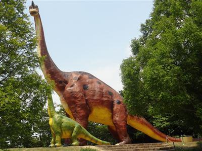 野外恐竜ランド3