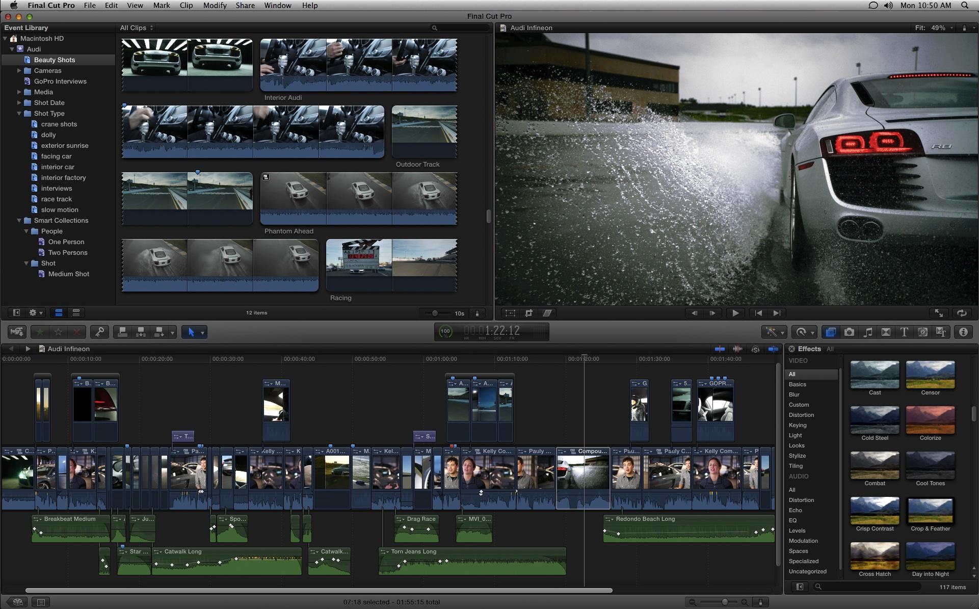 Final Cut Pro X】iMovieとの違い ~テキスト入力篇~