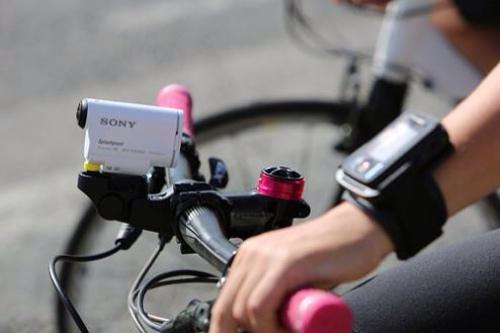 自転車の 自転車 カメラ マウント おすすめ : ... 自転車付けて走ってきた【動画