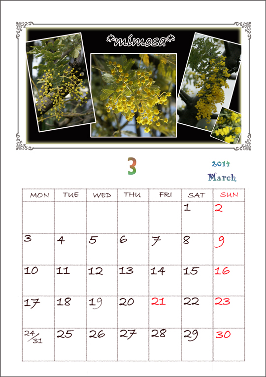 A4カレンダー日付3月web用