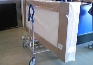 IKEAでベッドのマットレス購入
