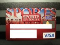 【必見キャンプ生活】 SPORTSAUTHORITY(スポーツオーソリティ)「特別割引20%OFFハガキ」来た♪