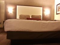 ハイアット・リージェンシーのベッドの寝心地