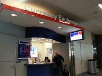 ダラス・フォートワース国際空港の外貨両替所