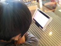 ipad-miniで共有化されたムービー鑑賞